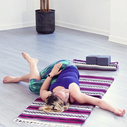 Yin Yoga to Cut the Momentum