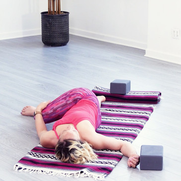 Yin Yoga to Release Frustration