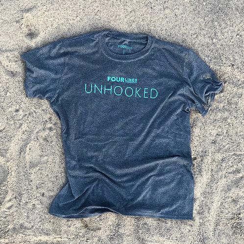 Unhooked Tee
