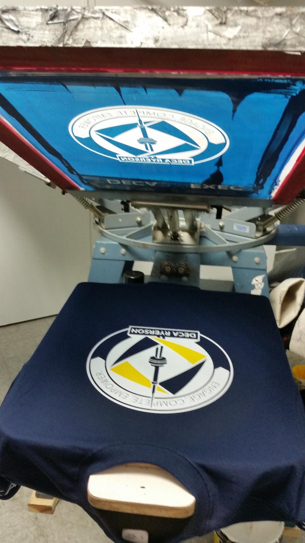 Screen Printing | UiA Graphics