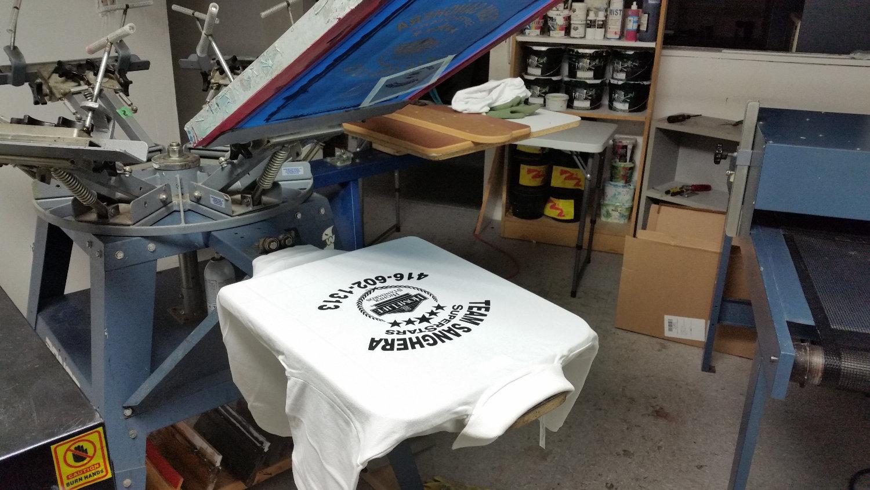Apparel Printing-Max. Paticipants 6