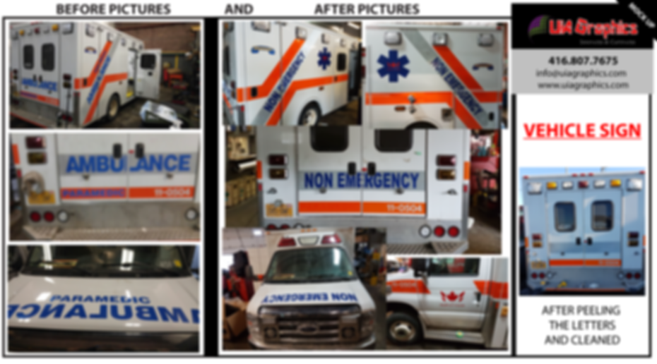 vehicle sign | uia graphics