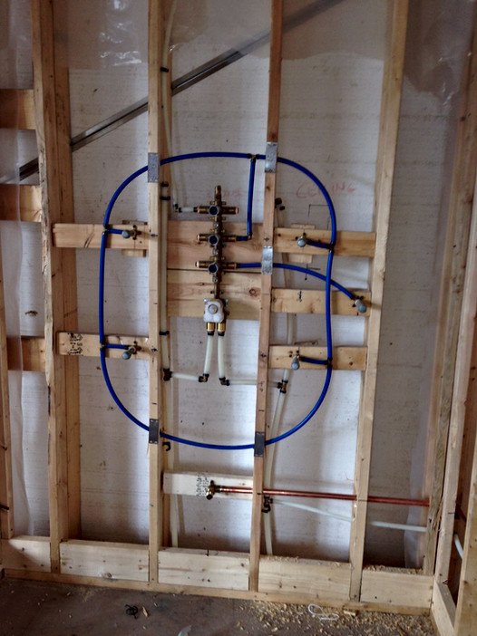 Rough in and Finishing | AF Plumbing and Drain