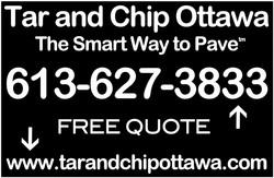 TAR & CHIP OTTAWA I UiA Graphics