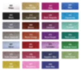 Glitter Vinyl Custom Printing | UiA Graphics