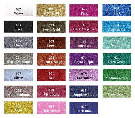 Glitter Vinyl Custom Printing   UiA Graphics