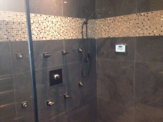 Showers | AF Plumbing and Drain