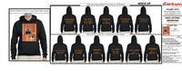 Custom Hoodie Printing | UiA Graphics