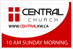 CENTRAL CHURCH | UiA Graphics
