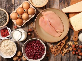¿Puedo conseguir proteínas sin comer carne?