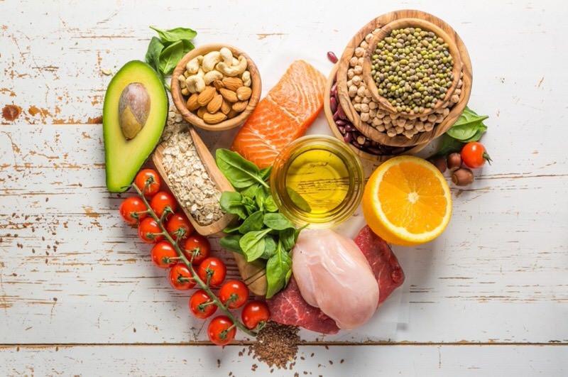 Foto: alimentos para reducir el colesterol