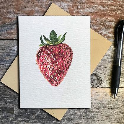 Watercolor Berry