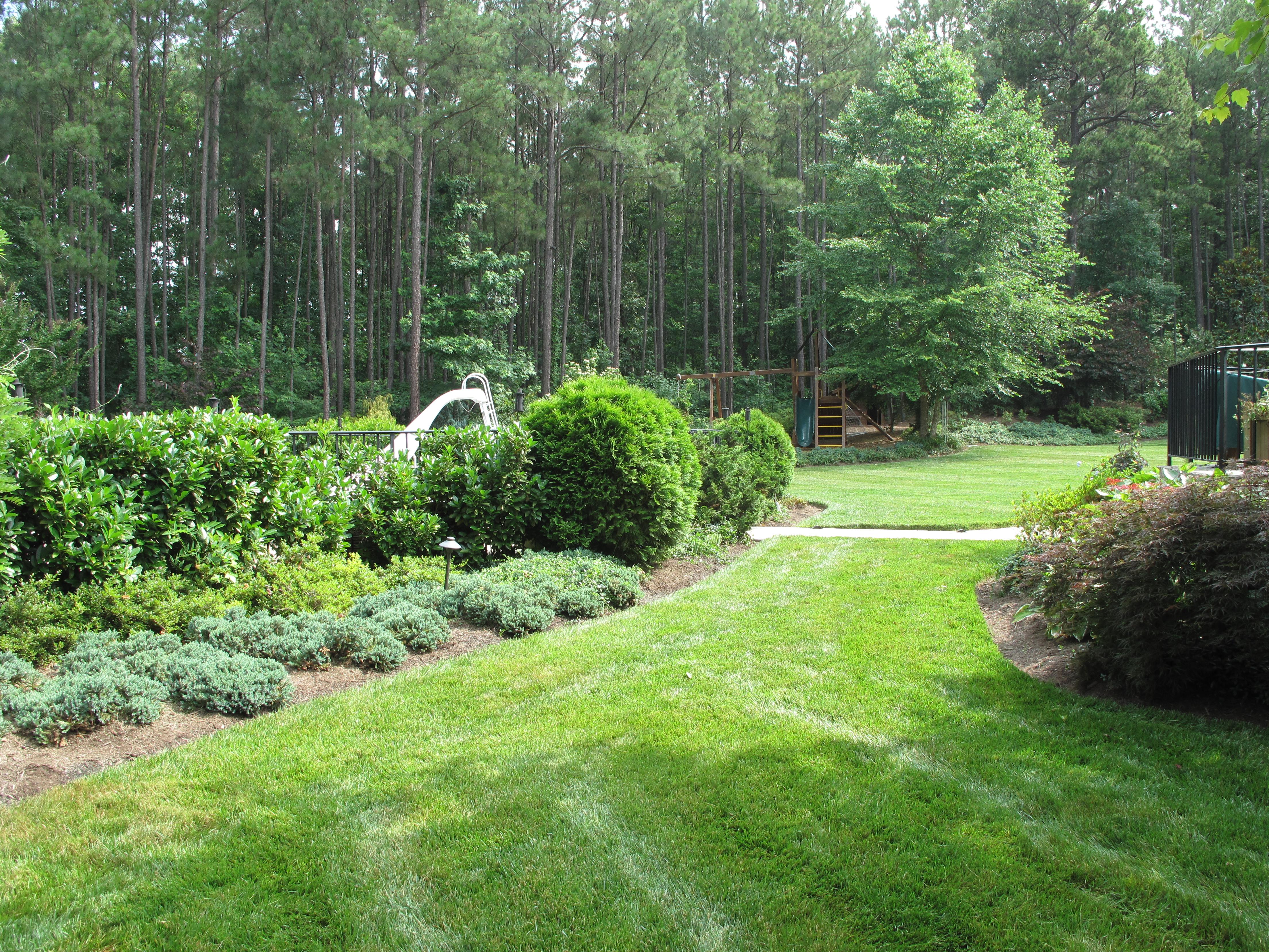 Grass Cutting - Weekly
