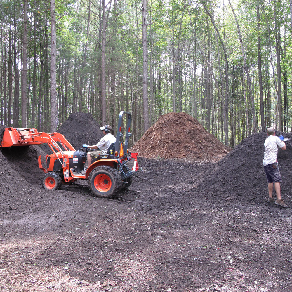 Compost Field