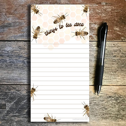 List Bee Done!
