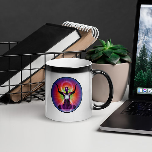 Samadhi Glossy Magic Mug