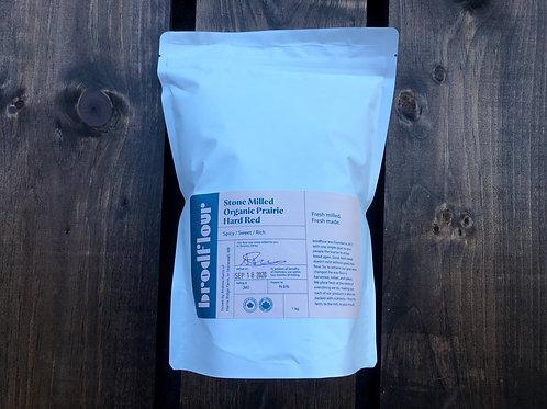 Flour; Stone Milled