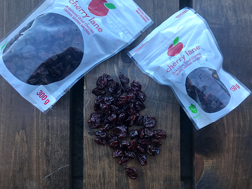 Dried Ontario Cherries