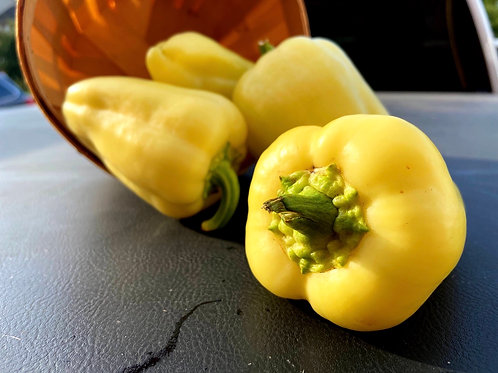 Hungarian White Peppers