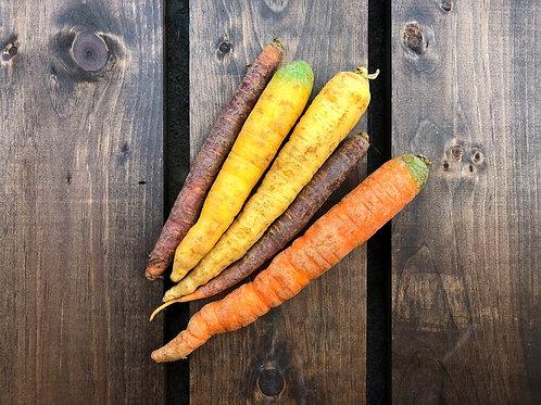 Carrots; Organic