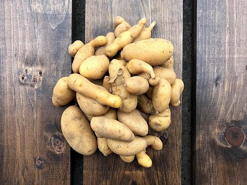 Banana Fingerling Potato