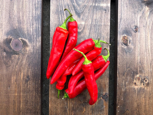 Cayenne Peppers; Organic