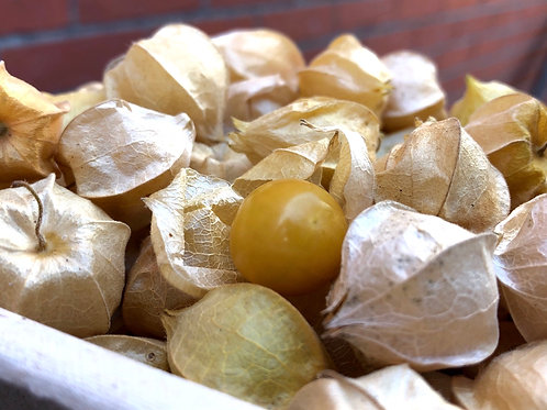 Ground Cherries; Organic