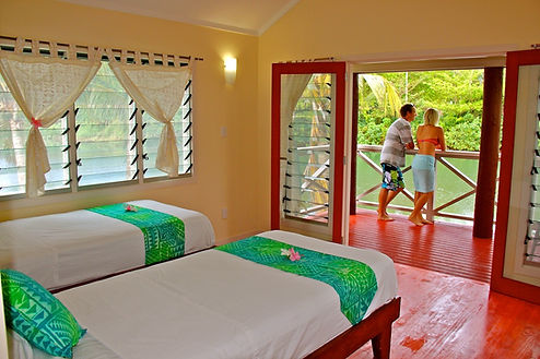 Rooms at Salani Surf