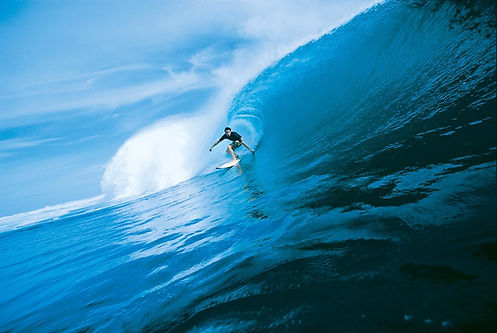Best surf in Samoa