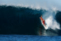 south pacific surfing