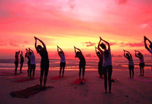 Yoga Retreats in Samoa