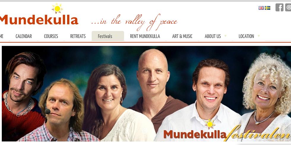 MUNDEKULLA MUSIC FESTIVAL - SWEDEN