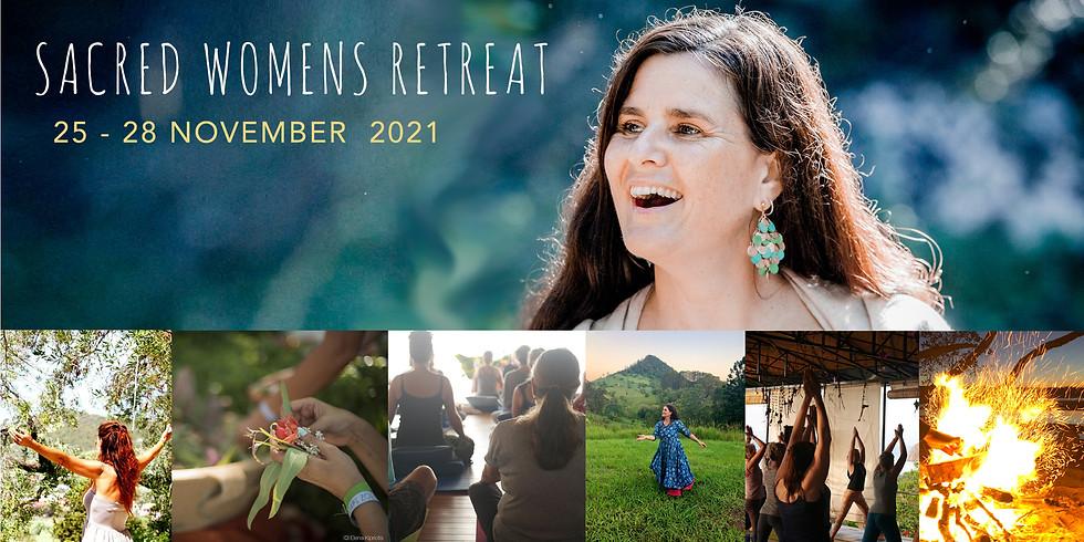 SACRED WOMENS RETREAT - 2021