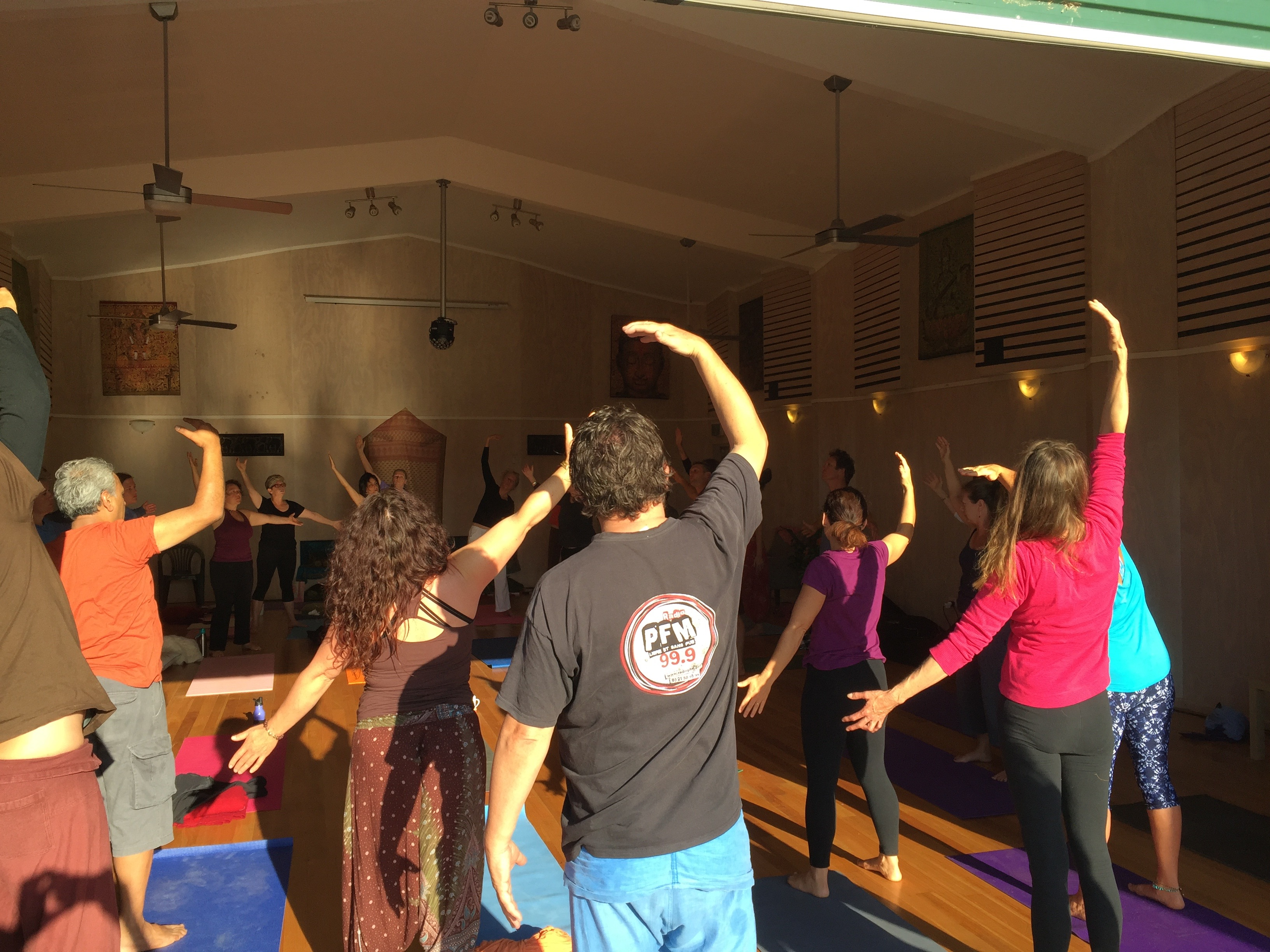 Morning Yoga with Bodhi Whitaker