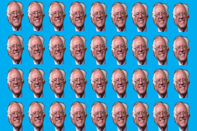 Bernie is Handing Out Free Cars