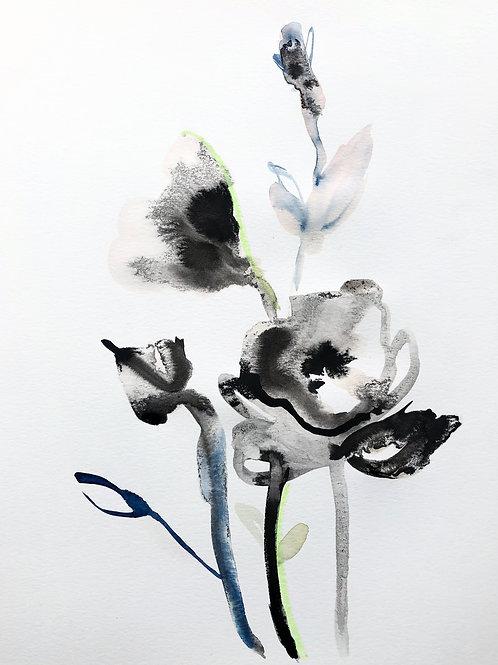 Floral Portrait no#1