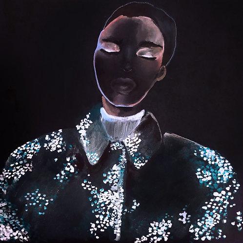 Portrait of Kadija