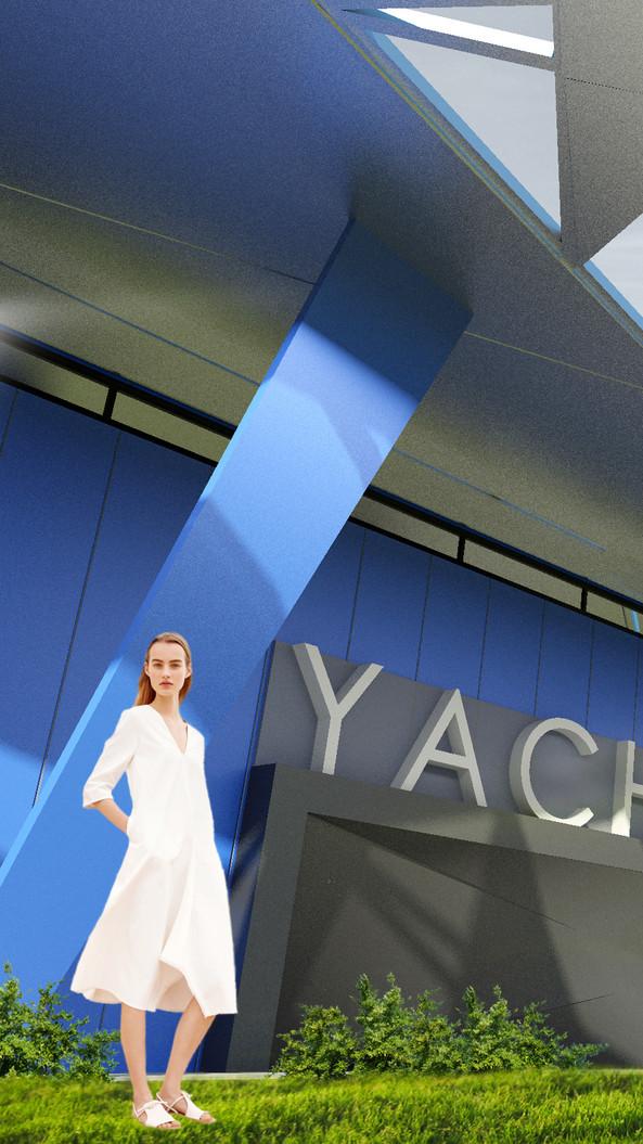 Магазин яхтенных товаров / Yacht Store