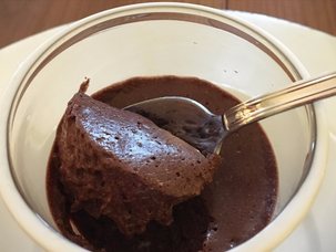 A really amazing Chocolate Mousse