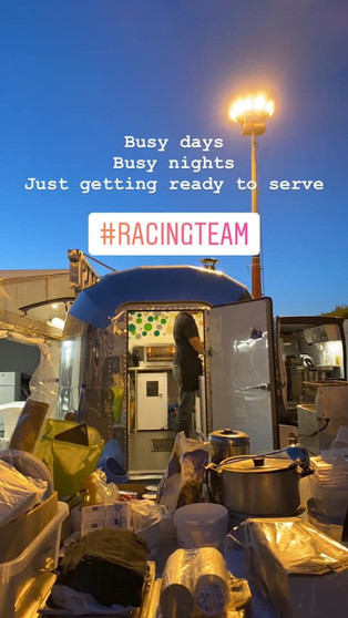 race catering