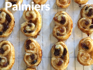 Spiced French Palmiers
