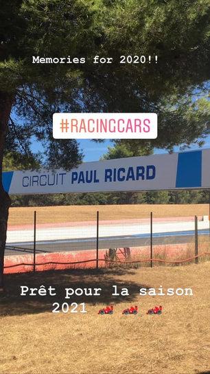 Racing season 2020