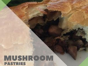 Mushroom Pastries