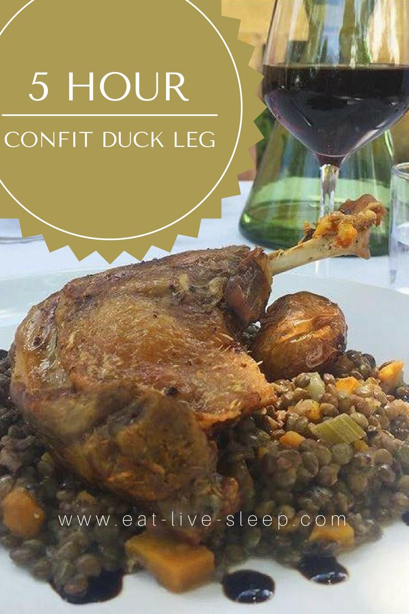 duck confit