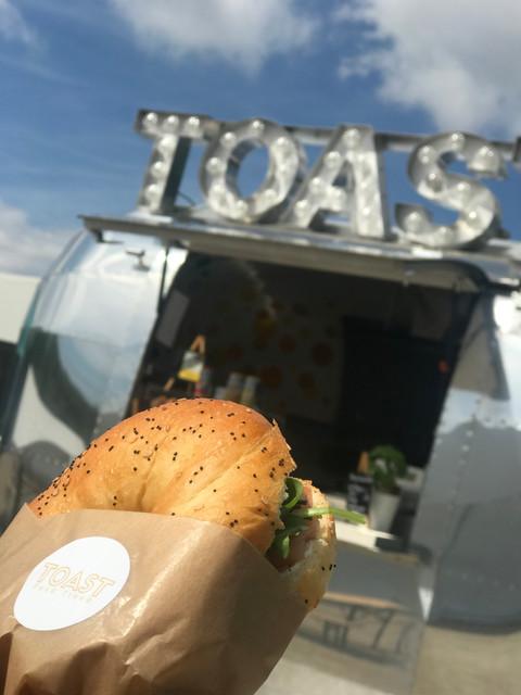 toast food truck bordeaux