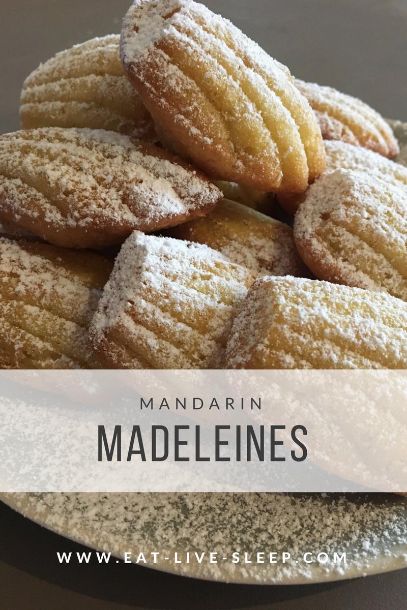 madeleine recipe