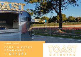 toast catering