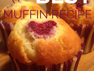 The BEST Muffin recipe EVER!