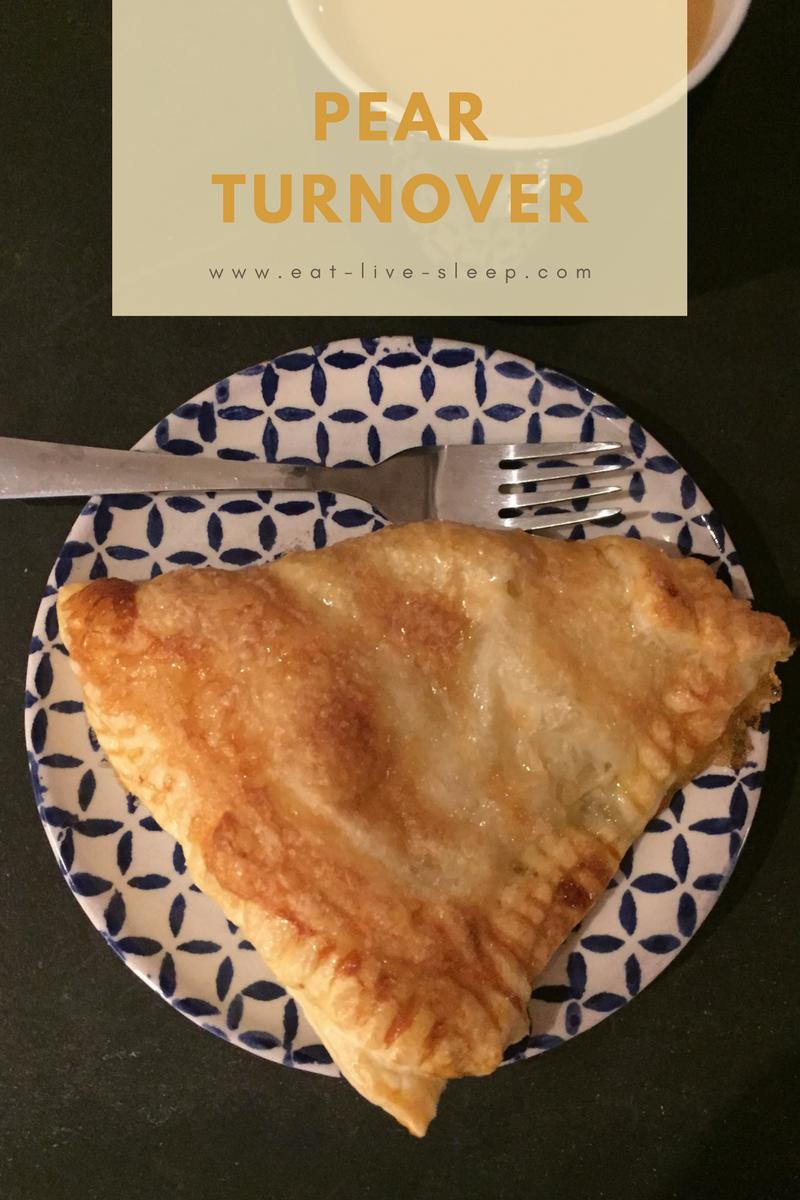 pear turnover