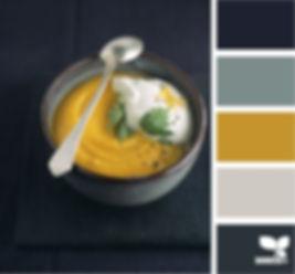 Seeds Grey & Yellow